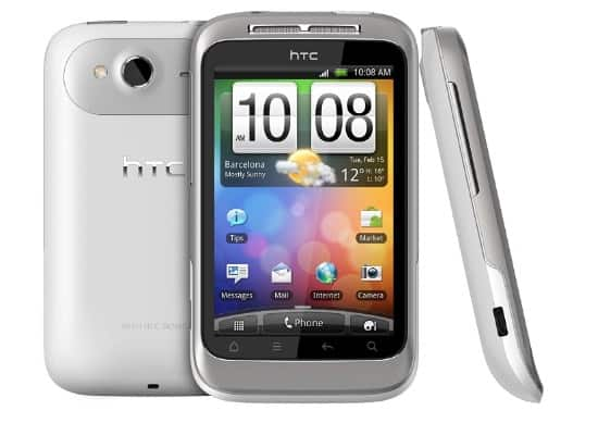 HTC Wildfire S A510E USB Drivers download