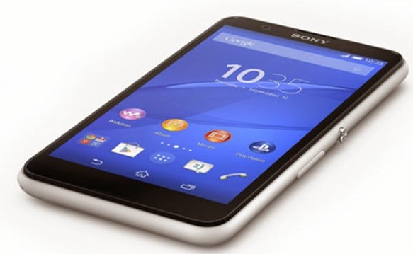 Sony Xperia E4 Dual USB Flash Drivers Download