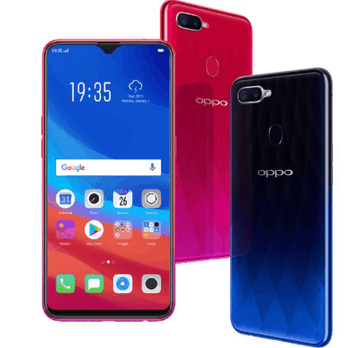Oppo F9 (F9 Pro) USB Drivers Download
