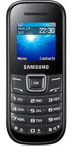 Samsung GT E1200Y