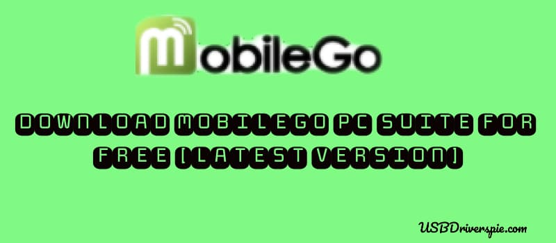 MobileGo PC Suite